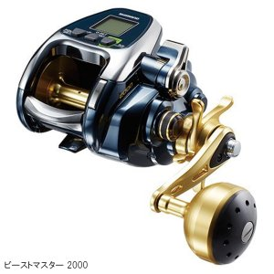 シマノ ビーストマスター 2000|point-i