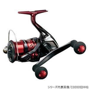 シマノ セフィア BB C3000SDH point-i