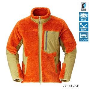 シマノ フリースジャケット JA-061P M バーントレッド|point-i