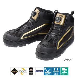 シマノ ゴアテックス フレックスラバー ピンフェルトシューズ Limited Pro Boa FS-175Q 27.5cm ブラック|point-i