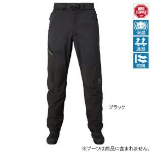 シマノ XEFO WIND STOPPER OPTIMAL Pants PA-295Q M ブラック|point-i