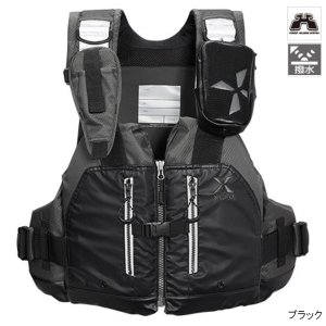 シマノ XEFO ROCK TRAVERSE VEST VF-297Q フリー ブラック|point-i