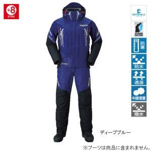 シマノ NEXUS コールドウェザースーツ XT RB-125Q M ディープブルー point-i