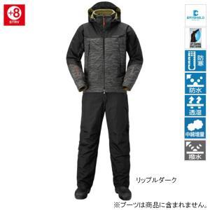 シマノ DSアドバンスウォームスーツ RB-025Q L リップルダーク|point-i