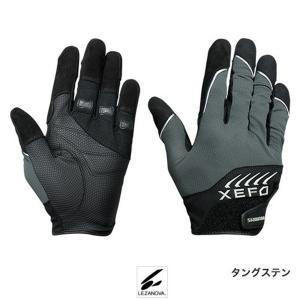 シマノ XEFO・ロックトラバースグローブ GL-249R M タングステン【ゆうパケット】 point-i
