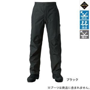 シマノ GORE-TEX ベーシックパンツ RA-01PR XL ブラック|point-i