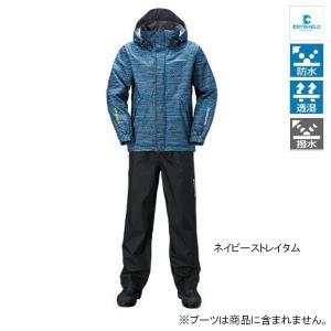 シマノ DSベーシックスーツ RA-027Q M ネイビーストレイタム|point-i