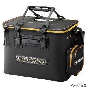 シマノ フィッシュバッカン LIMITED PRO(ハードタイプ) BK-121R 45cm リミテッドブラック|point-i