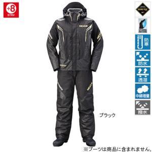 シマノ NEXUS・GORE-TEX コールドウェザースーツ EX RB-119R L ブラック [11dmnbbkn] point-i