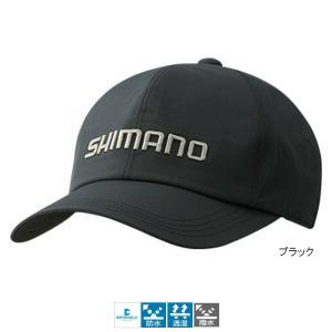 シマノ DSベーシックレインキャップ CA-030S フリー ブラック