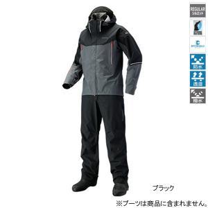 シマノ DSアドバンススーツ RA-025S XLs ブラック point-i