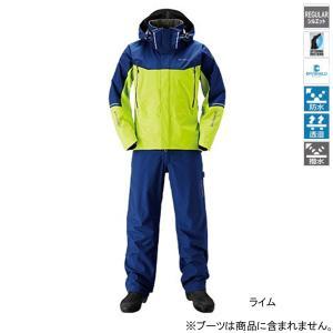 【8月22日当店対象ゾロ目クーポン!】シマノ DSアドバンススーツ RA-025S XL ライム|point-i