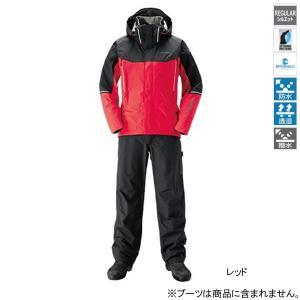 シマノ DSアドバンススーツ RA-025S 2XL レッド|point-i