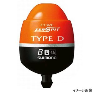シマノ コア ゼロピット タイプD FL−01CL L B オレンジ|point-i