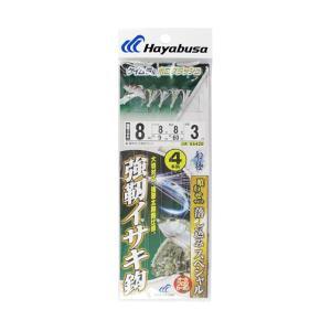 ハヤブサ 落し込みスペシャル ケイムラ&ホロフラッシュ 強靭イサキ鈎4本鈎 SS429 針8号−ハリス8号【ゆうパケット】|point-i