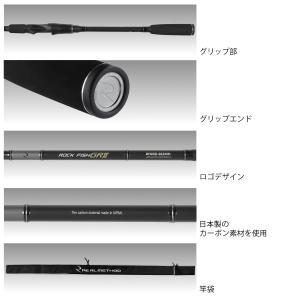 タカミヤ REALMETHOD ROCK FISH-GRII S82MH【大型商品】|point-i|04