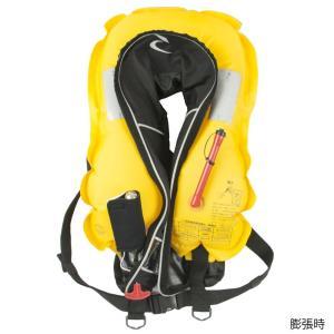 タカミヤ REALMETHOD 自動膨張式ライフジャケット サスペンダータイプ RM-2520RS ブラック ※遊漁船対応 point-i 02