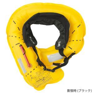 タカミヤ REALMETHOD 自動膨張式ライフジャケット ウエストベルトタイプ RM-5520RS ネイビーストライプ ※遊漁船対応|point-i|02