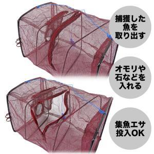 タカミヤ お魚キラー TG-103 ブラウンの詳細画像3