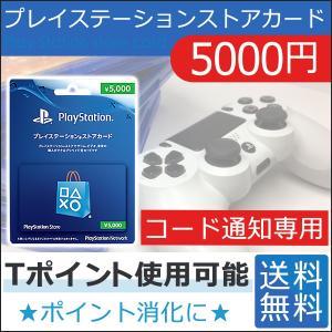 プレイステーションストアカード 5000円 コード通知 ポイント消化|point-use