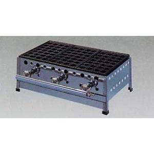 ■メーカー名:正英[SHOEI] ■品番(品名):UTS-428 業務用たこ焼き器 28穴スタンダー...