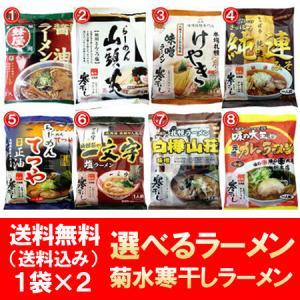 「北海道 ラーメン 送料無料 ギフト 乾麺」北海道の繁盛店(有名店) ラーメンセット ギフト 乾麺 2個セット(9種類の中からお好きな2個をお選び下さい)|pointhonpo