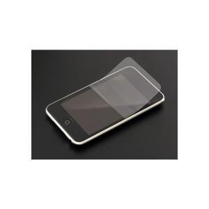 液晶保護フィルム  パワーサポート クリスタルフィルムセット for iPod touch 2nd ...