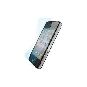 iPhone4S SoftBank au iPhone4液晶保護フィルム パワーサポート AFP クリスタルフィルム 指紋防止 PHK-01 PowerSupport iPhone4液晶保護フィルム ソフトバンク a pointshoukadou