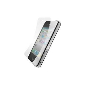 iPhone4S SoftBank au iPhone4液晶保護フィルム パワーサポート アンチグレアフィルム 指紋防止 PHK-02 PowerSupport iPhone4液晶保護フィルム ソフトバンク au pointshoukadou