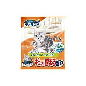 デオサンド紙砂5Lの関連商品10