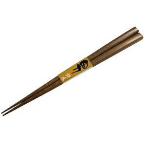天然木素材 木のお箸 鉄木 アオバ 天然木箸 鉄木箸 お箸 フードチョッパー ぬりばし ぬりはし 塗箸 おはし はし|pointshoukadou
