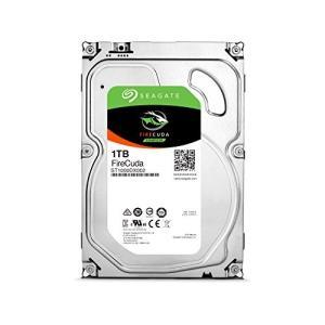 ST1000DX002 シーゲイト FireCuda 3.5inch SATA 6Gb/s NCQ 1TB 64MB 7200rpm SSD(8GB MLC)+HDDハイブリッド|pointshoukadou