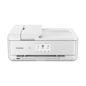 2994C021 CANON インクジェット複合機 TR9530 WHITE|pointshoukadou