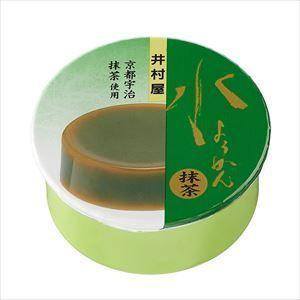 井村屋 缶水ようかん抹茶 83g×8入|poipoimarket