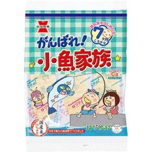 岩塚製菓 がんばれ!小魚家族 47g×6入