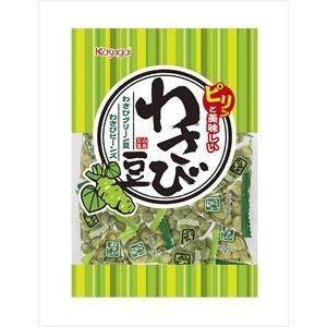 春日井製菓 わさび豆 105g×12入
