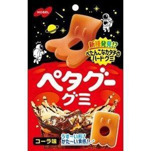ノーベル ペタグーグミ コーラ 50g×6入(1月下旬頃入荷予定)