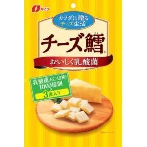 なとり チーズ鱈 おいしく乳酸菌 51g×5入