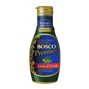 華やかな香りとスパイシーな味わいの特別なBOSCO厳選したオリーブの実を使用した、華やかな香りとスパ...