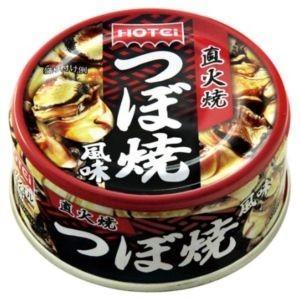 ホテイ缶詰 つぼ焼風味 75g×12入の商品画像