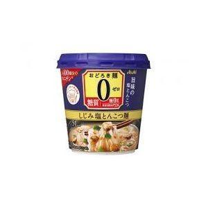 アサヒグループ食品 おどろき麺0 しじみ塩とんこつ麺 6入(12月中旬頃入荷予定)