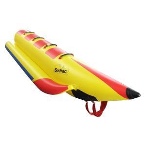 スノーバナナ SNOWSLIDER 雪用 バナナボート SEDIAC poipu