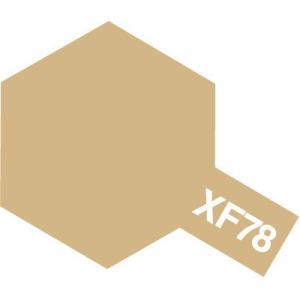 タミヤ(TAMIYA) アクリルミニ XF-78 木甲板色 81778|pokkey