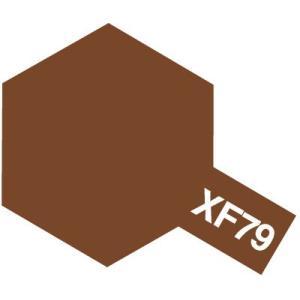 タミヤ(TAMIYA) アクリルミニ XF-79 リノリウム甲板色 81779|pokkey