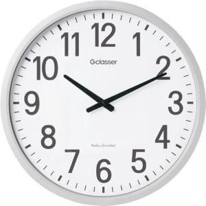 キングジム 電波掛時計 ザラージ GDK-001の関連商品4