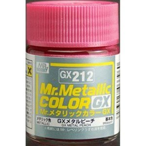 GSIクレオス Mr.メタリックカラー GX212 GXメタルピーチ|pokkey