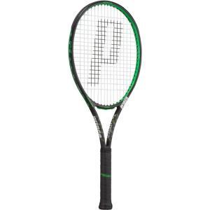 Prince(プリンス) テニスラケット ツアー100 ブラック×グリーン 290g 7TJ073 ...