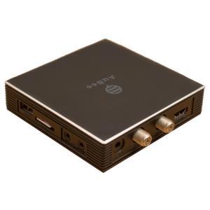 AuBee AUB-100(黒) 第二世代 手のひらサイズ 地デジ BS/CS フルハイビジョン テレビチューナー HDMI 学習リモコン IR延長 ミニBCASカード|polaroidshop|11