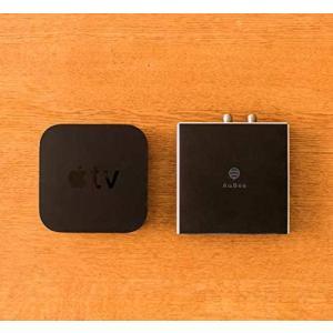 AuBee AUB-100(黒) 第二世代 手のひらサイズ 地デジ BS/CS フルハイビジョン テレビチューナー HDMI 学習リモコン IR延長 ミニBCASカード|polaroidshop|04