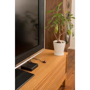 AuBee AUB-100(黒) 第二世代 手のひらサイズ 地デジ BS/CS フルハイビジョン テレビチューナー HDMI 学習リモコン IR延長 ミニBCASカード|polaroidshop|05
